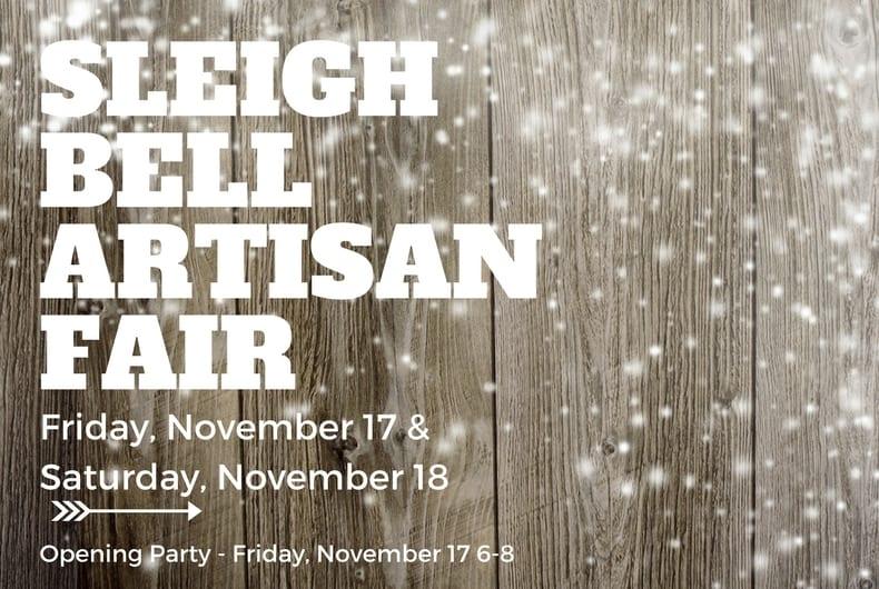 Sleigh Bell Artisan Fair