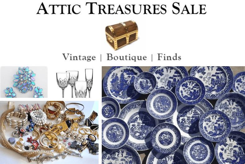 ONLINE Attic Treasures Sale