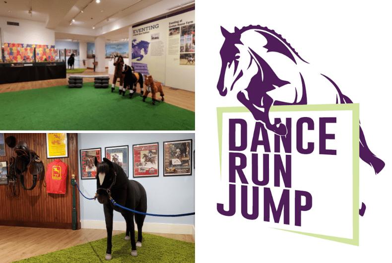 OPEN:  Dance, Run, Jump!