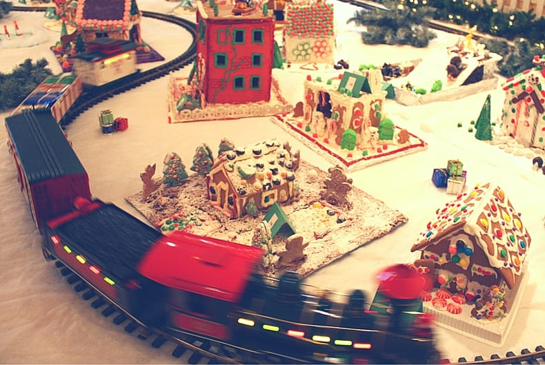 Call for Bakers!  Gingerbread Express