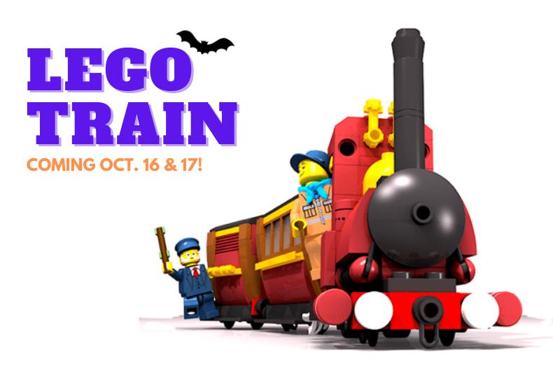 LEGO TRAIN - OCT. 16 & 17