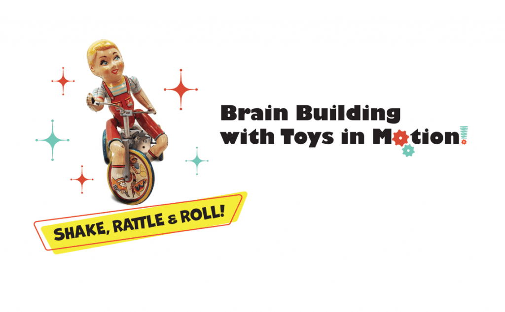 NOW OPEN:  Shake, Rattle & Roll!