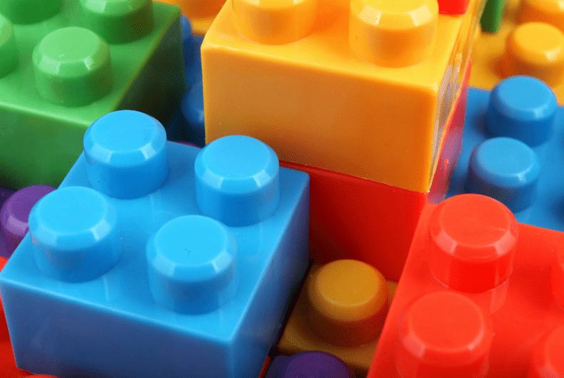 Legos At Large