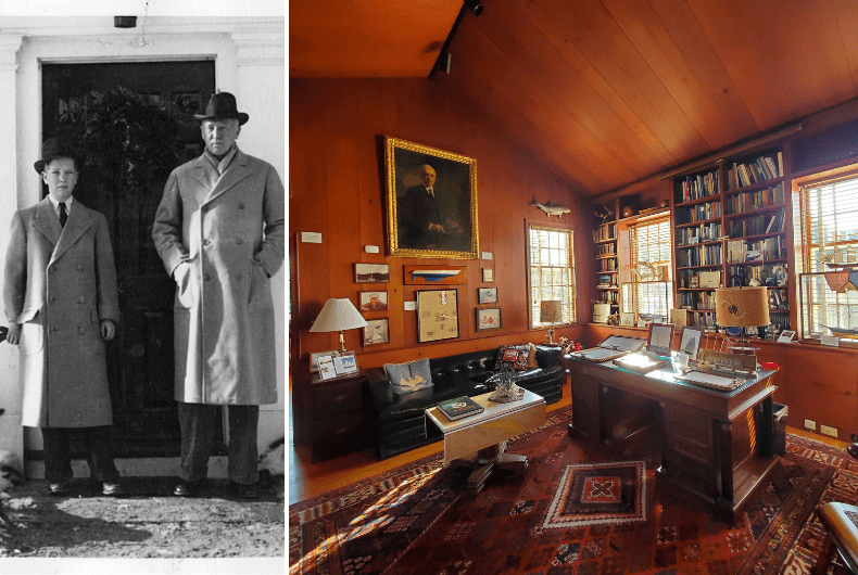 Patton Family Archives Tours